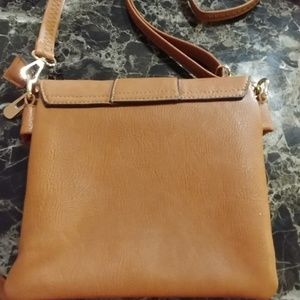 Bags - Light Brown Leather Purse